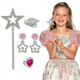 Set prinses | 4 delig