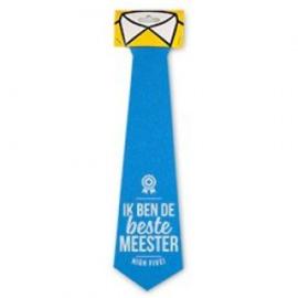 Fun stropdas beste meester