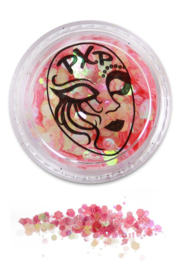 Glitters baby pink grove