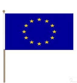 Zwaai vlaggetje Europese Unie