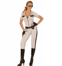 Highway patrol jumpsuit