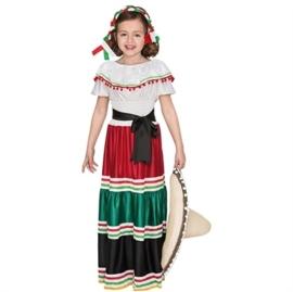 Mexicaanse meisjes jurk