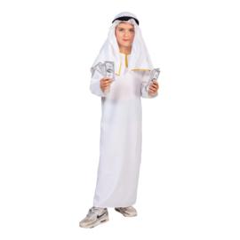 Sjeik kostuum Sam | Olie arabier