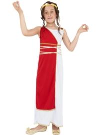 Griekse schone lady