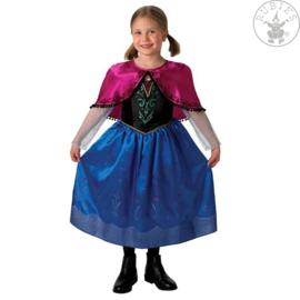 Anna Deluxe (Frozen) kostuum kind