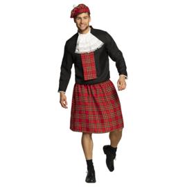 Schots kostuum | schotse man