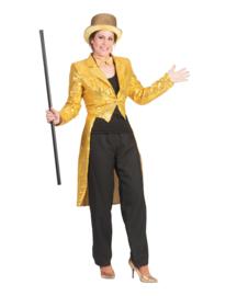 Slipjas dames goud