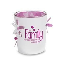 Stralend Lichtje - Family | wens