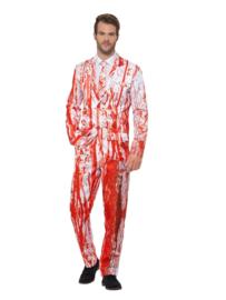 Bloody dip suit