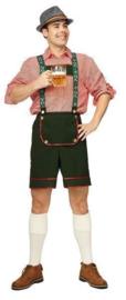 Oktoberfest heren kleding