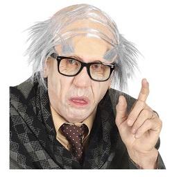 Hoofdbedekking oude man