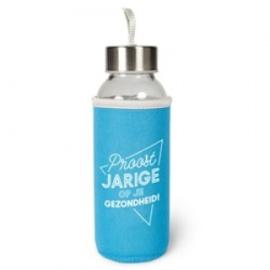 Waterfles - Jarig