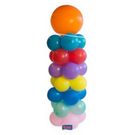 Ballon pilaar kit voet icl base