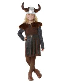 Viking kostuum meisje