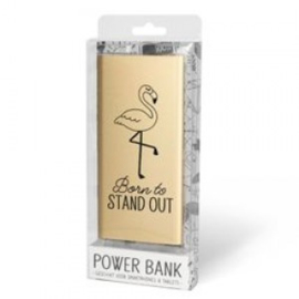 Powerbank born to stand out