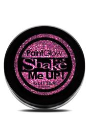 Glitter shaker UV pink