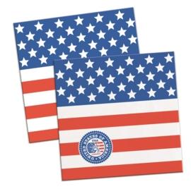 USA servetten