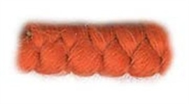 Wolcrepe oranje 10cm
