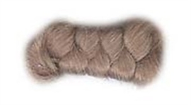 Wolcrepe donkerblond 10cm
