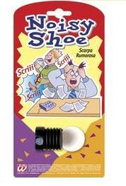 Herrieschoppende schoen