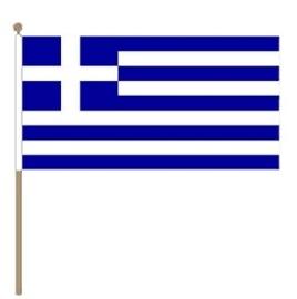 Zwaai vlaggetje Griekenland
