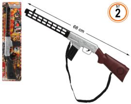 Special force shotgun | zwart / zilver