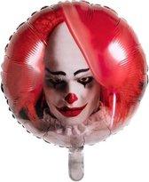 Folieballon Horror clown