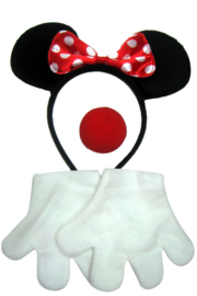 Verkleedset Mini Mouse