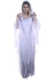 Victoriaanse geest jurk