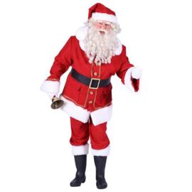 Kerstman kostuum nathan luxe