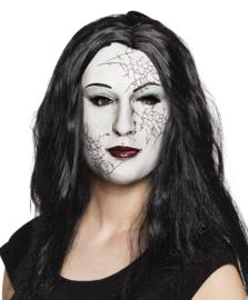 Masker zombie girl