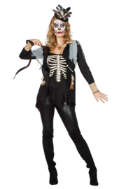 Pirate voodoo top