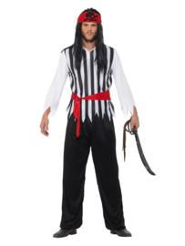 Piraat John kostuum
