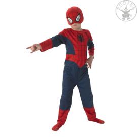 Ultimate Spiderman kostuum kind