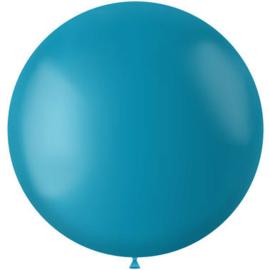 Ballon Calm Turquoise Mat - 78 cm
