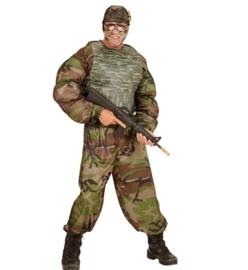Kogelvrij camouflage vest