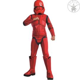 Sith Trooper EP. IX Deluxe kostuum kind