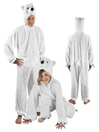 Ijsbeer kostuum plushe