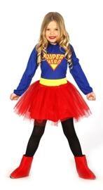 Supervrouw jurkje