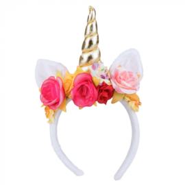 Diadeem rosy unicorn
