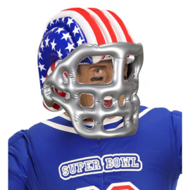 Opblaasbare American football helm usa