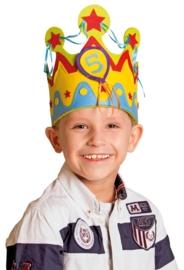 1- jaar koning(in) muts (vilt)
