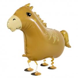 Walking ballon paard | 54x96cm