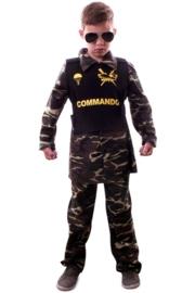Commando leger kostuum