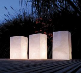 Lichtzakjes Blanco 5 stuks