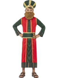 Koning Caspar kostuum