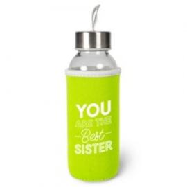 Waterfles - Sister