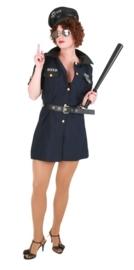 Politie kostuum dame