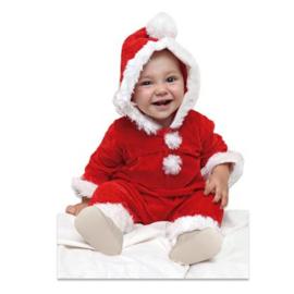 Kerstbaby pakje (67-79cm)