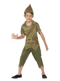 Robin Hood kostuum easy